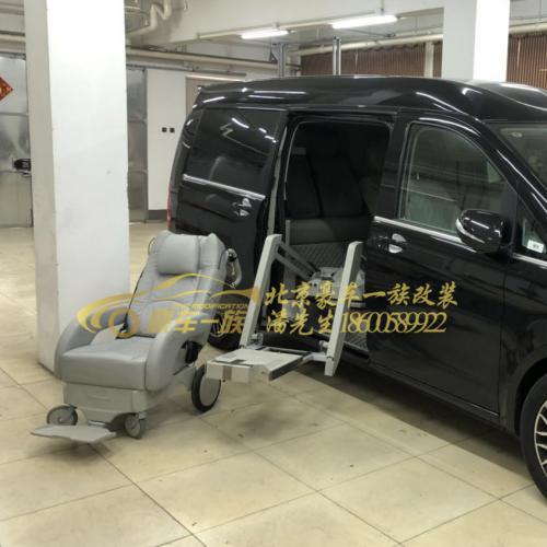 塞纳商务车改装福祉座椅奥德赛福祉座椅私人订制
