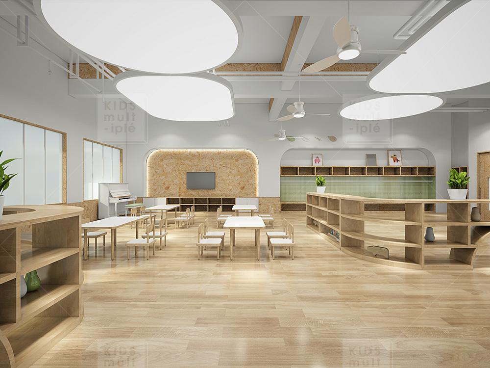 渭南幼儿园户外设计,专业幼儿园设计公司-凯司设计