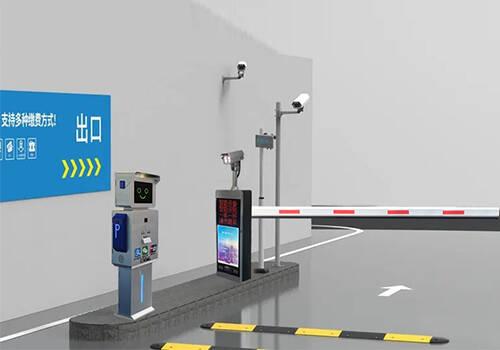 软杰浅谈智慧停车新趋势ETC停车场来助力