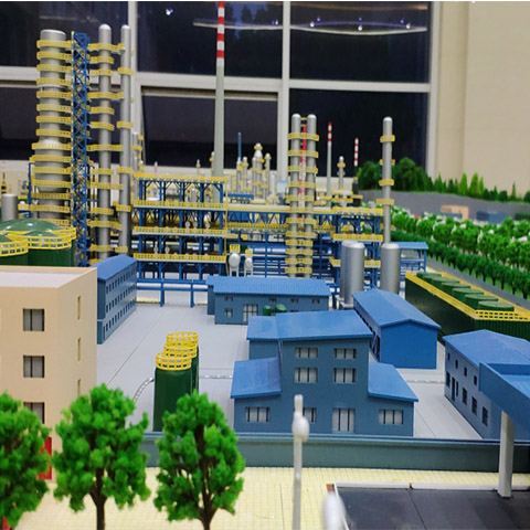 海南沙盤模型生產廠家_創展模型