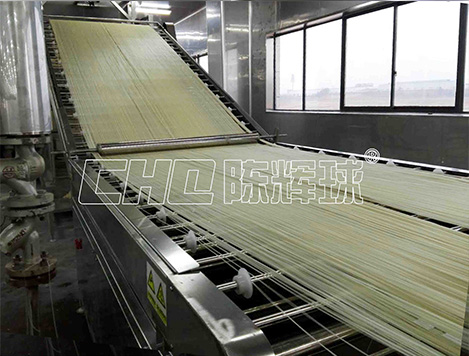 米粉设备挤丝段