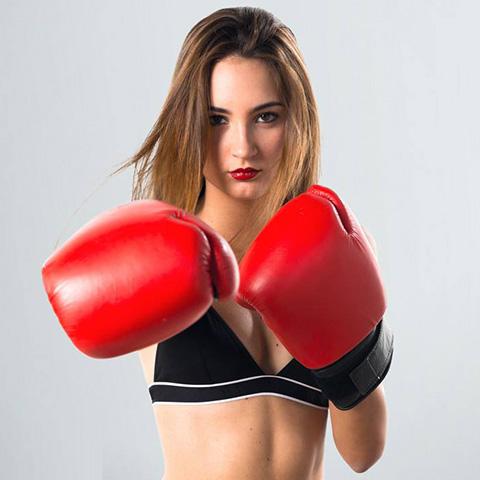 合肥减重训练极战搏击消耗能量