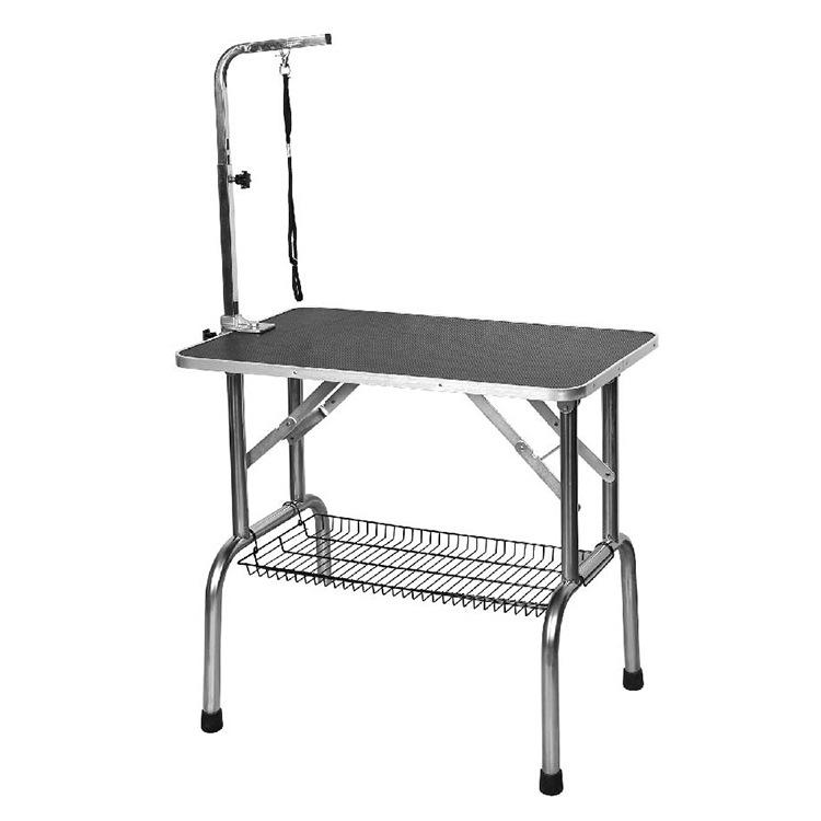 不锈钢拉链宠物美容台 美容桌 宠物睡觉台