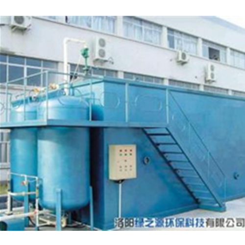 小型污水处理设备排名