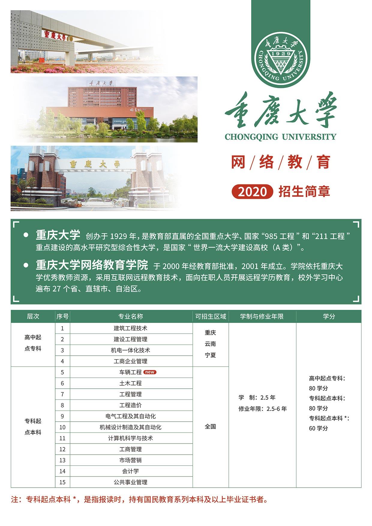重庆大学专升本:上华天涉外学院海专业成人高考培训班