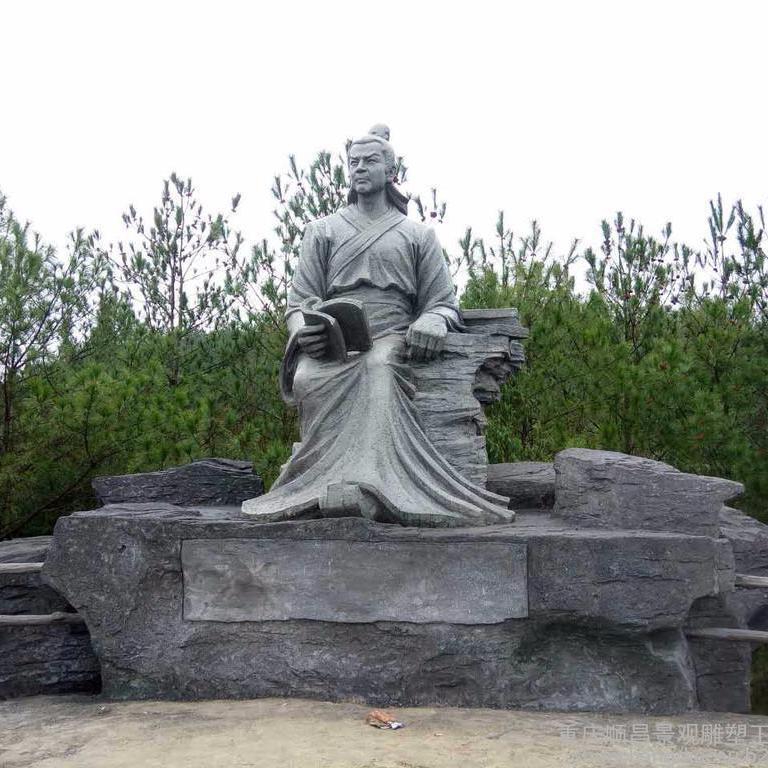 顺昌名人雕塑
