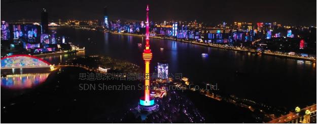 思迪恩夜游景觀照明和亮化設計工程專利創新突破200+