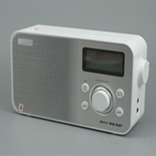 DAB数字收音机方案