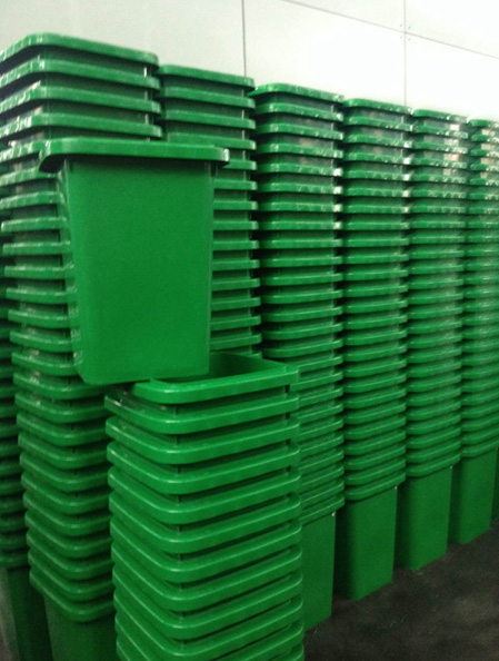 市政分类垃圾箱