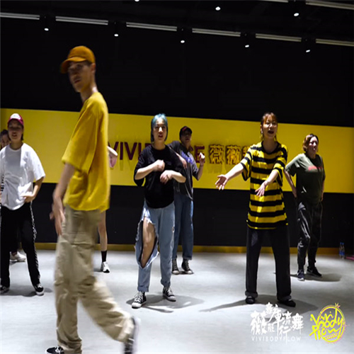 株洲hiphop培訓