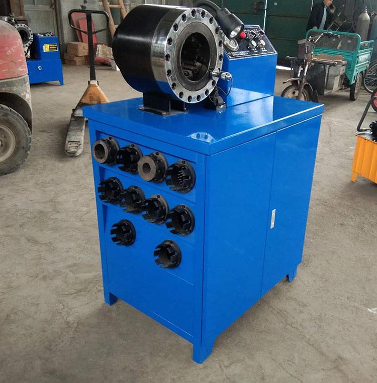 自动缩管机设备广泛的工业设备市场需求