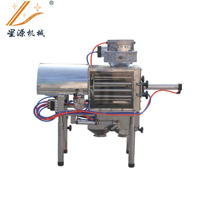 永磁轉動式干粉自動除鐵器