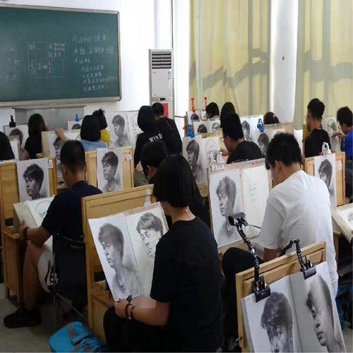 河东高三美术培训暑期班,原创画室个性化辅导欢迎大家指导
