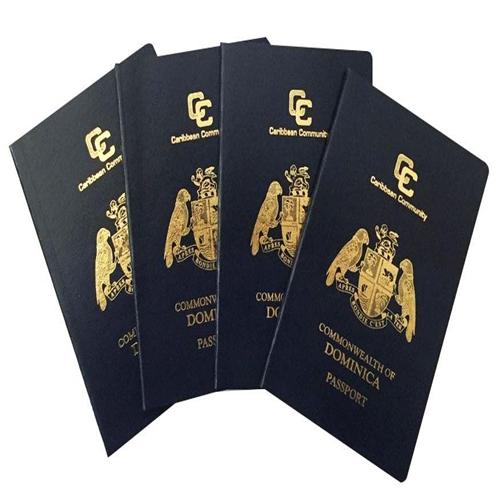多米尼克护照
