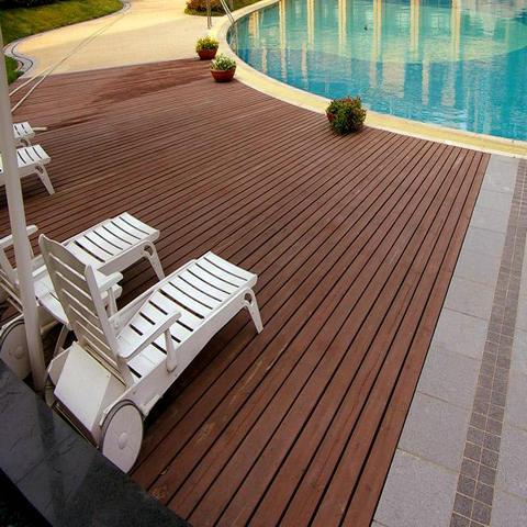防腐木地板,防腐木板材品类齐全,价格公道
