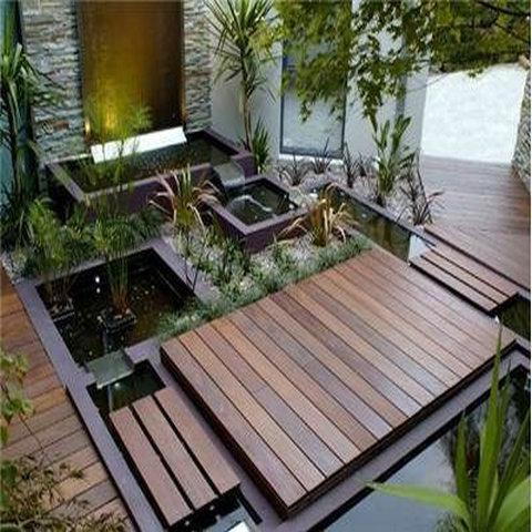 防腐木地板厂家 室外防腐木地板价格咨询麦色之晨