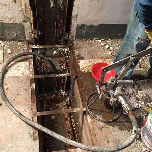 河南水电站堵漏工程