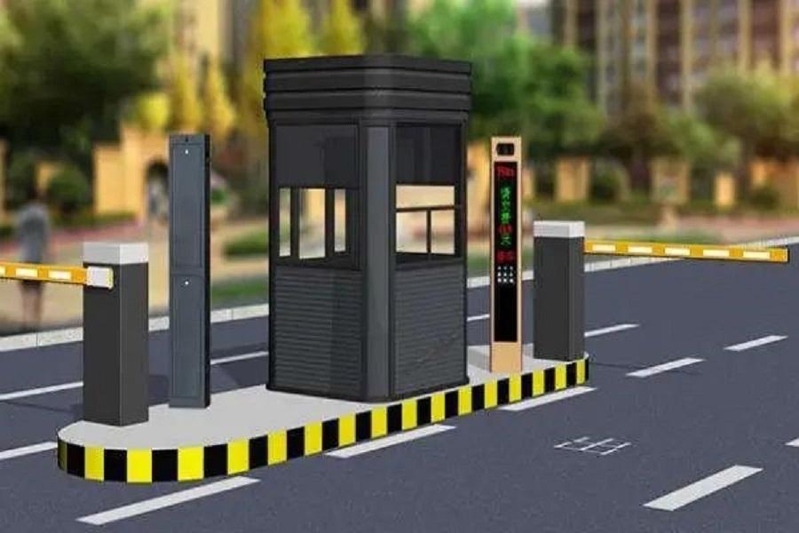 构建无人值守停车场管理系统,华北工控嵌入式计算机可全