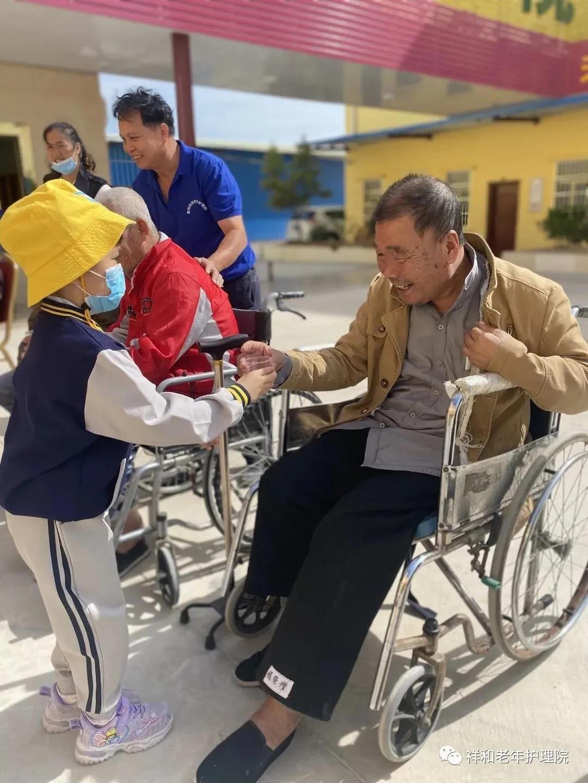 又到一年重阳节,祥和老年护理院欢乐多
