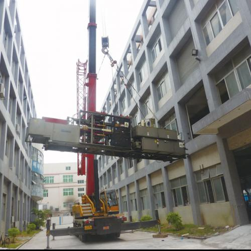 深圳吊装十大公司,排名靠前中港搬迁欢迎关注哦