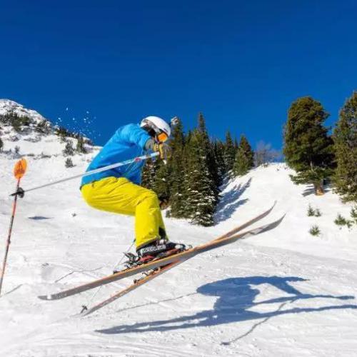 武当国际滑雪场双滑、房县天悦温泉两日游