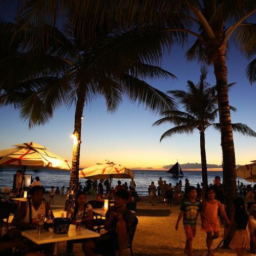 菲律宾-长滩岛,治愈海岛7天5晚纯玩无购物自由行