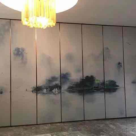 博莱装饰:可移动隔断墙,打造多功能使用空间