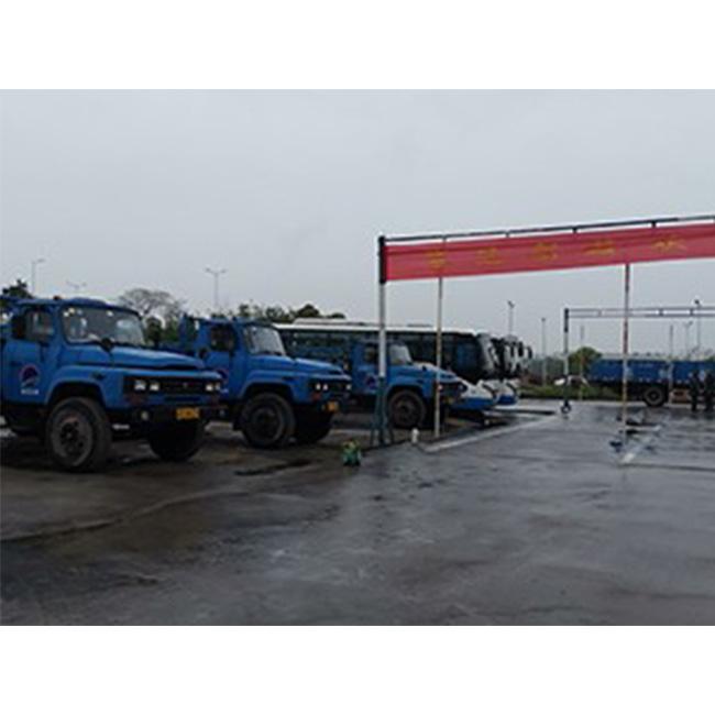 货车培训场地