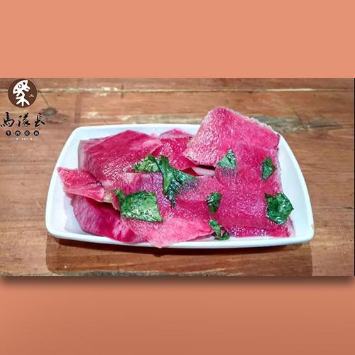 牛肉面配菜