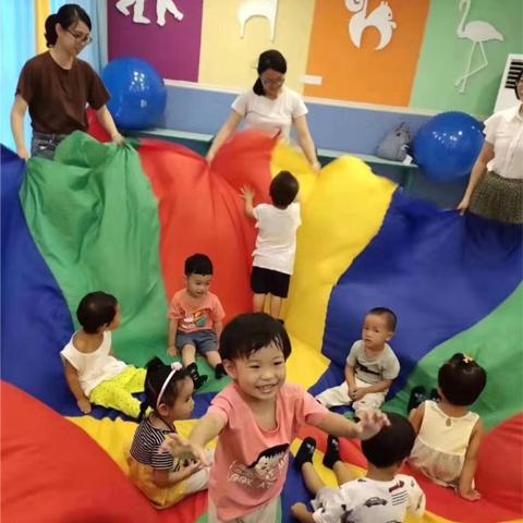 全日制儿童早教托育