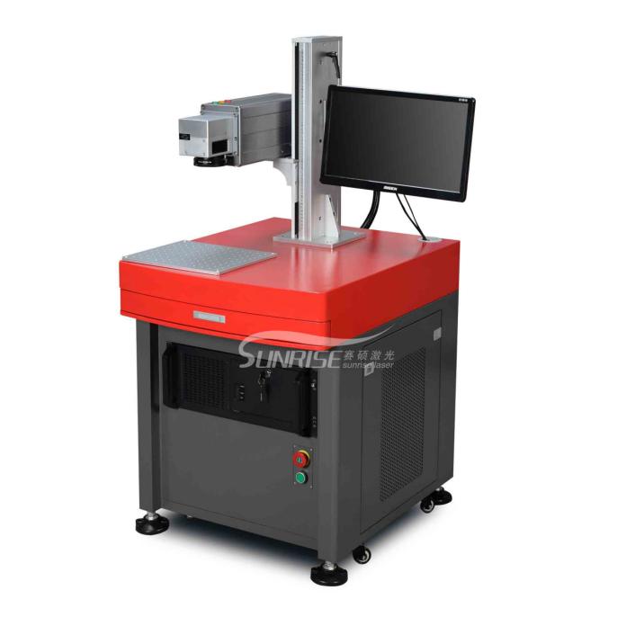 3D光纤打标机