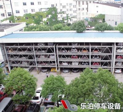 如何为立体停车库做定期的检查保养呢_乐泊停车