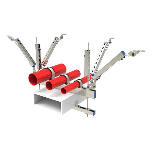 綜合抗震支架