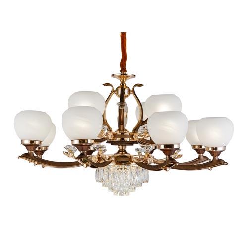 照明灯饰十大品牌冠华照明不断努力做更好的服务