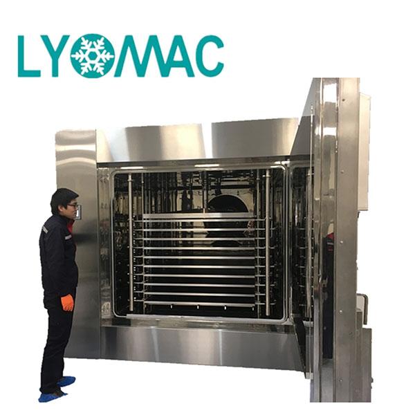 浙江优质工业型冻干机厂家,专注工业型冻干机生产