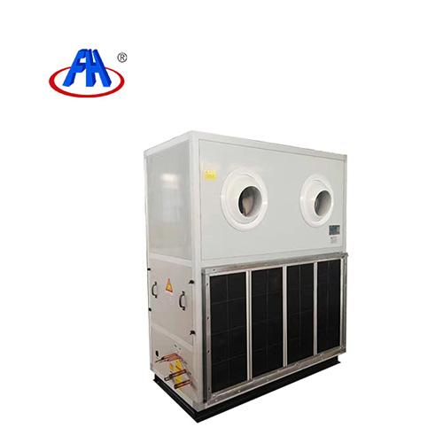 立柜式空調機組