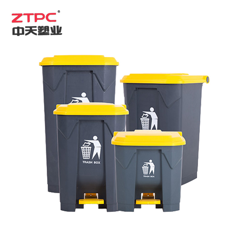 ZTL-100K-18 分类垃圾桶