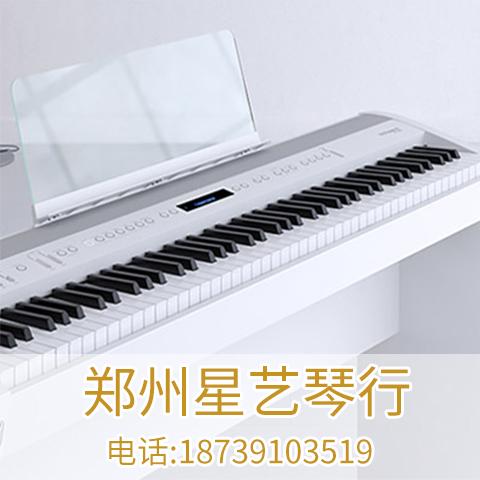 罗兰电钢琴