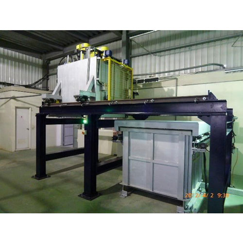 玻璃化學強化爐