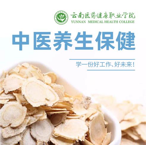 中医养生**——云南医药健康职业学院的热门专业