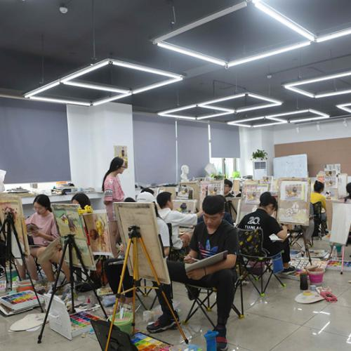 美术画室集训