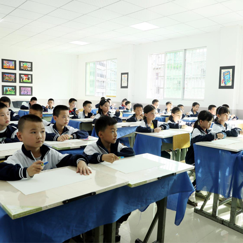 寄宿式小学