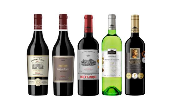 法国贝洛王干红葡萄酒