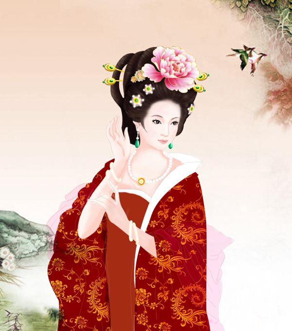 信美国际:杨贵妃的驻颜小妙招——牡丹护肤品