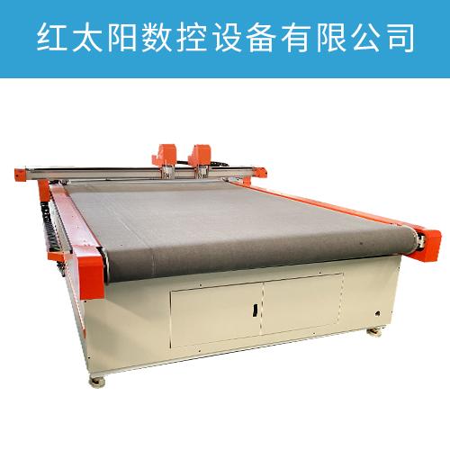 福建橡膠墊片切割機價格_濟南紅太陽數控