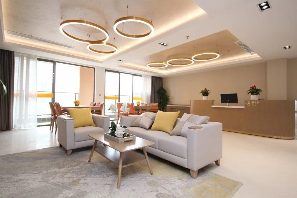 深圳悦年华·颐养中心,一个年轻人都想入住的养老院!
