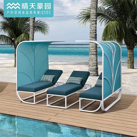 巴厘島-日光床