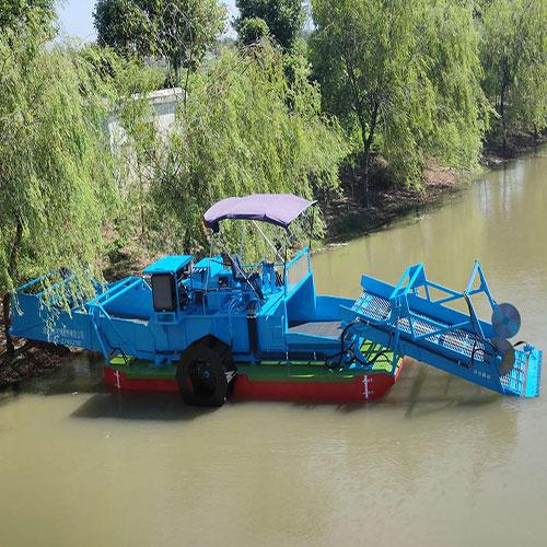 貴州水庫割草船收費標準_萬英機械股份
